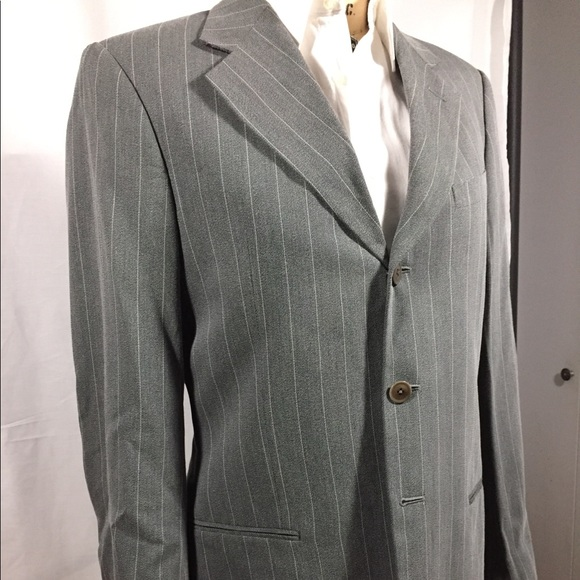 finest selection 08eab 0a935 Giorgio Armani Collezione Suit Blazer
